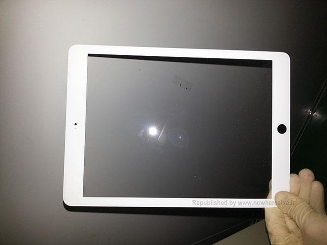 iPad 5 Glass