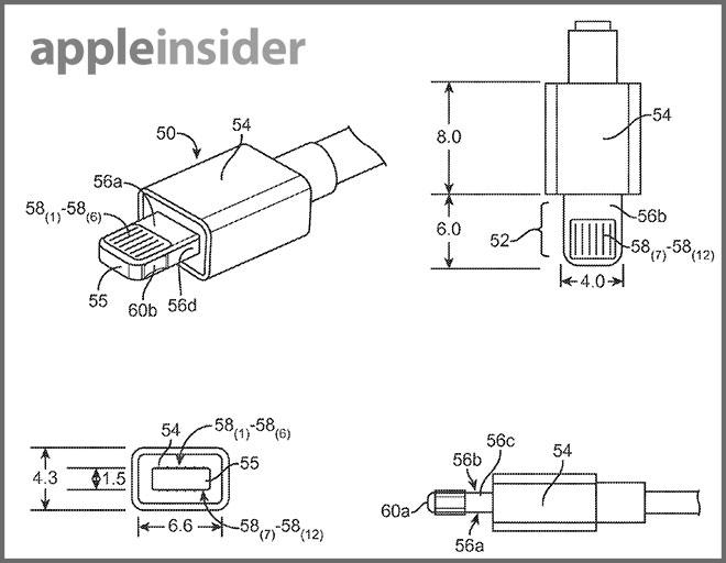 Apple Researching Advanced Hybrid Fiber Optic Connectors For