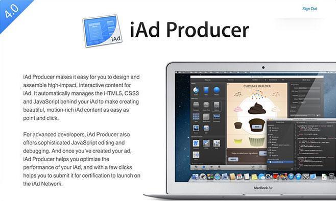 iAd Producer