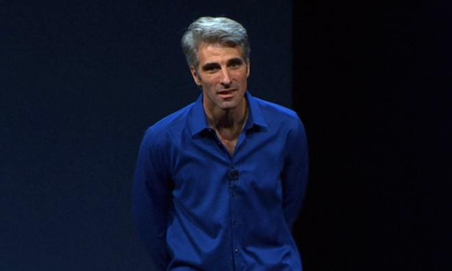 Apple S Federighi Thrust Into Spotlight With Successful Wwdc Keynote Performance Appleinsider