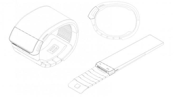Samsung Watch Patent
