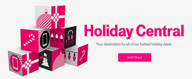 T-Mobile Holiday