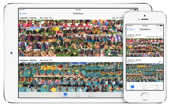 Photo iOS 8