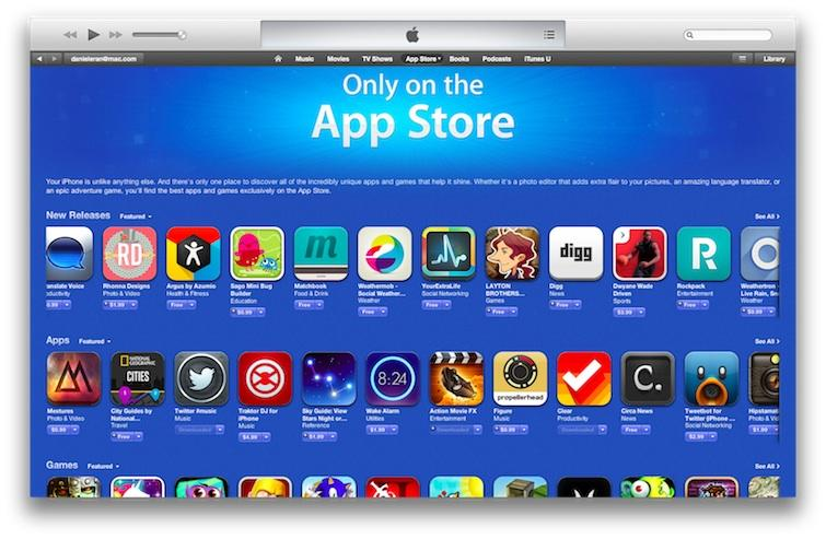 App Store exclusives