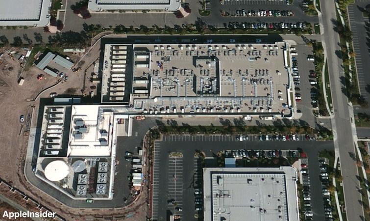Apple Newark CA Data Center