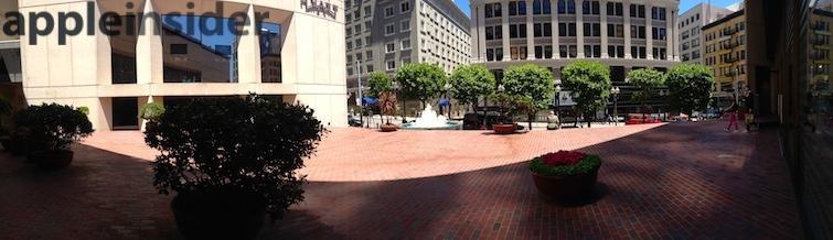 New Union Square Apple Store location