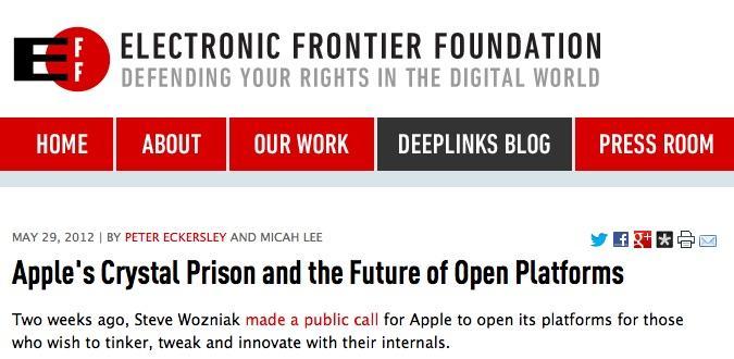 EFF Crystal Prison