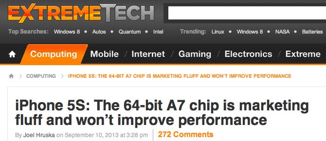 ExtremeTech 64bit A7