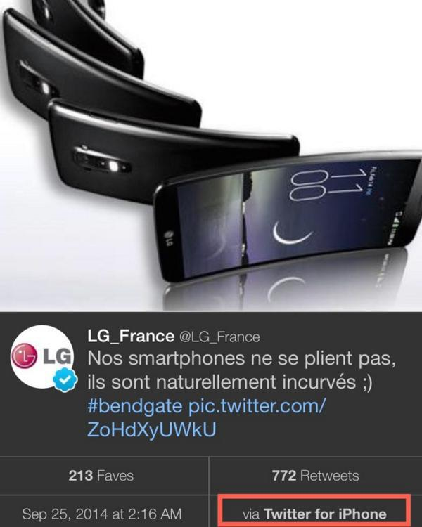 LG Bendgate