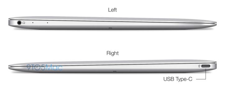 9to5Mac render, 2015 MacBook Air