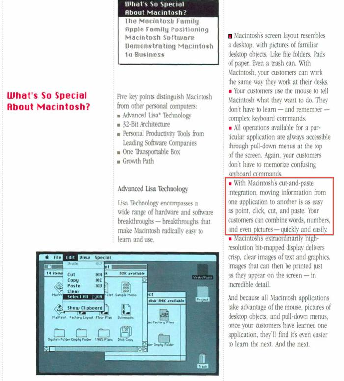 Macintosh manual