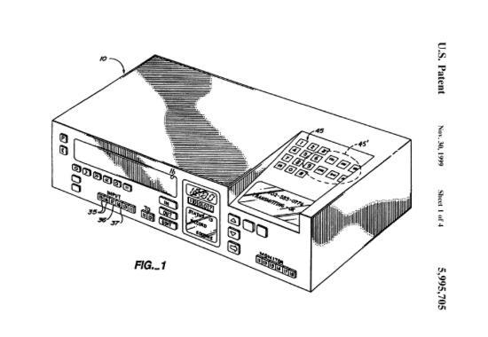 Burst VCR-ET