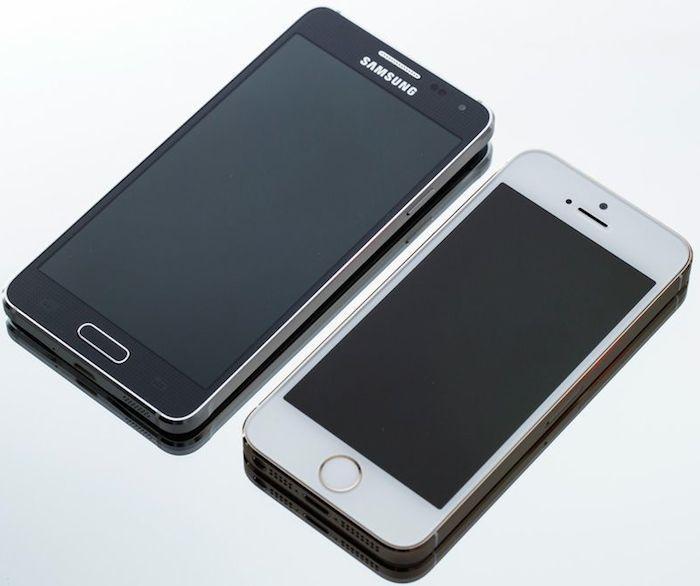 Samsung iPhone 5s