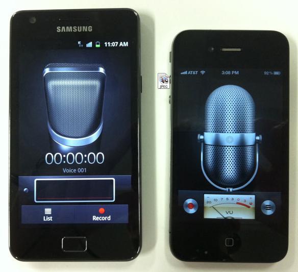 Samsung looks like iOS 6