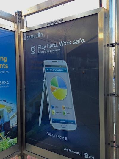 Samsung Knox fake apps