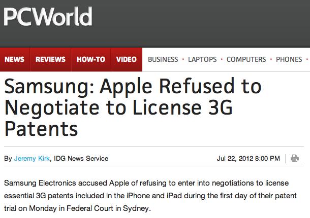 Samsung says