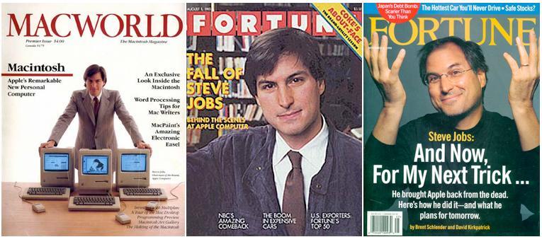 Steve Jobs 1985-1997