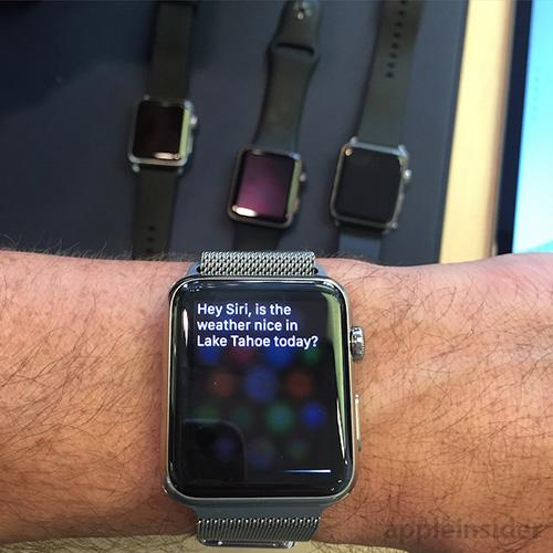 UK Apple Store Regent St Apple Watch