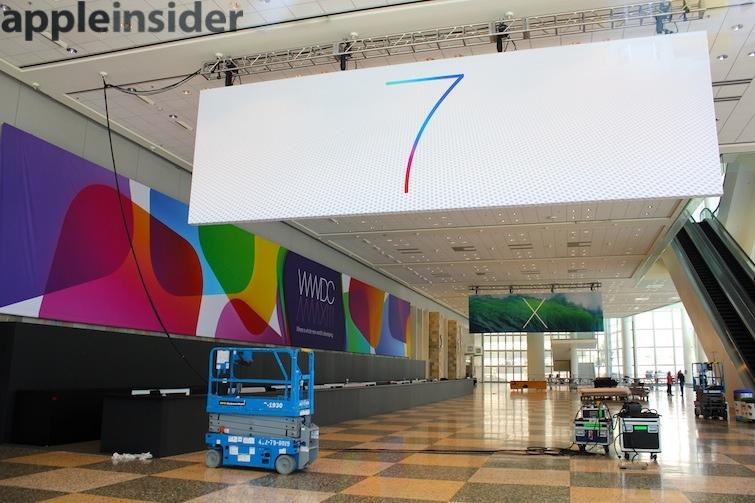 WWDC 2013 banners