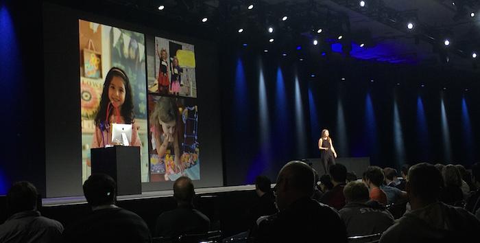 Women at WWDC15