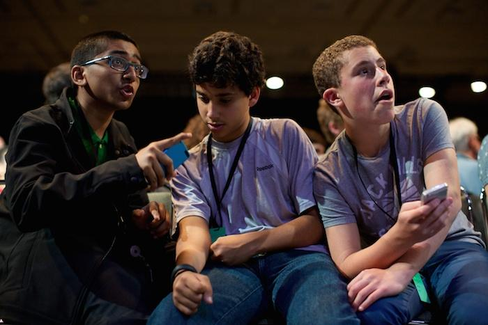 WWDC Student Developers