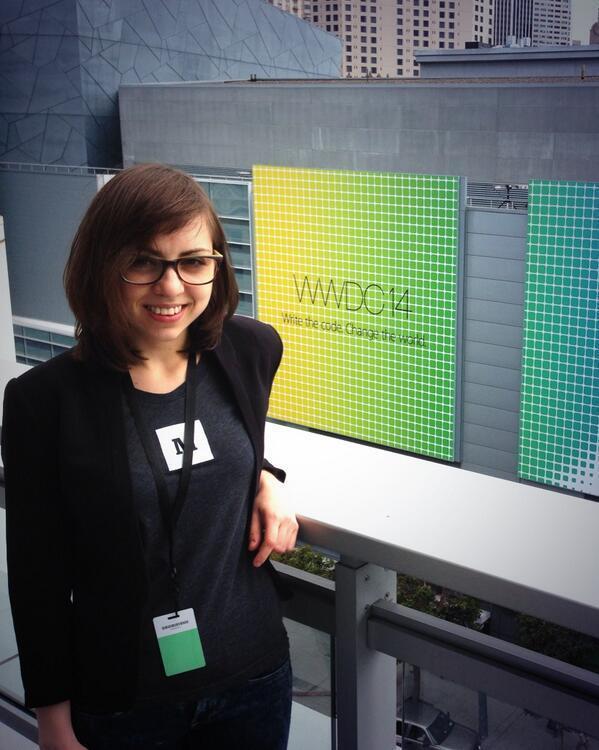 LeaMaroltSonnenschein WWDC 2014