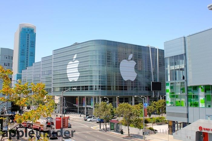 WWDC Moscone Center West