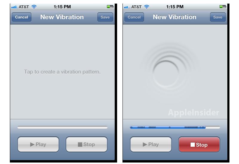 Custom Vibrations