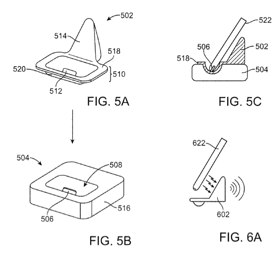 Antenna insert patent