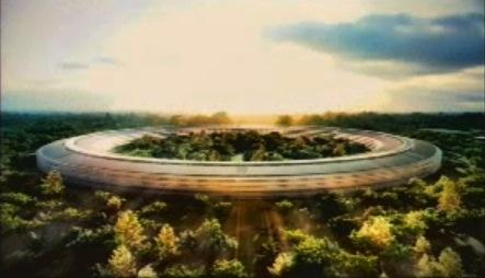 Proposed Apple Cupertino campus