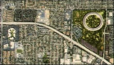 Proposed Apple Cupertino campus