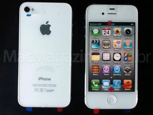 Brazil iPhone 4