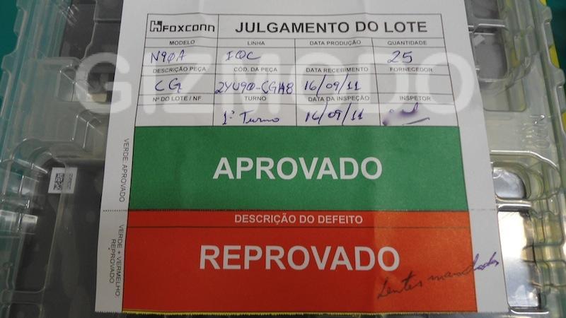 Brazil Foxconn leak
