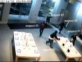Greenwich suspects