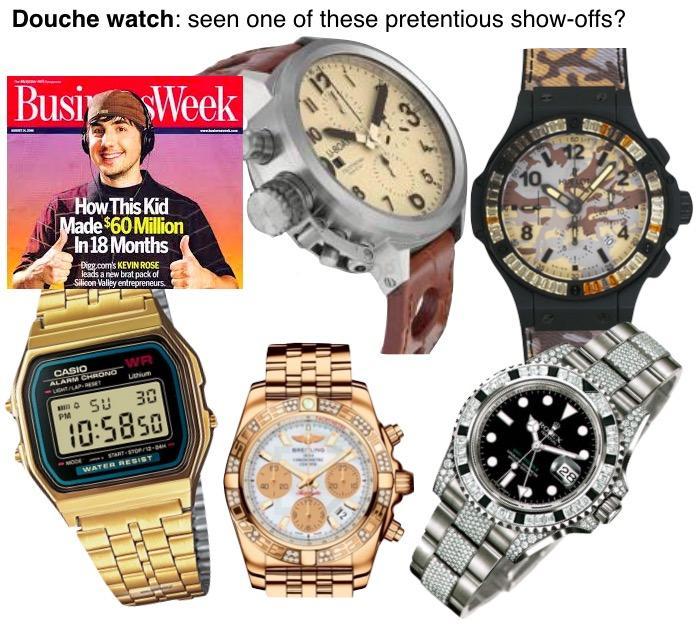 Douchwatch