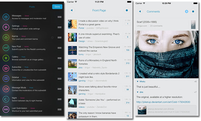 Reddit buys unofficial iOS client Alien Blue, offers 'Pro' features free  for limited time   Appleinsider