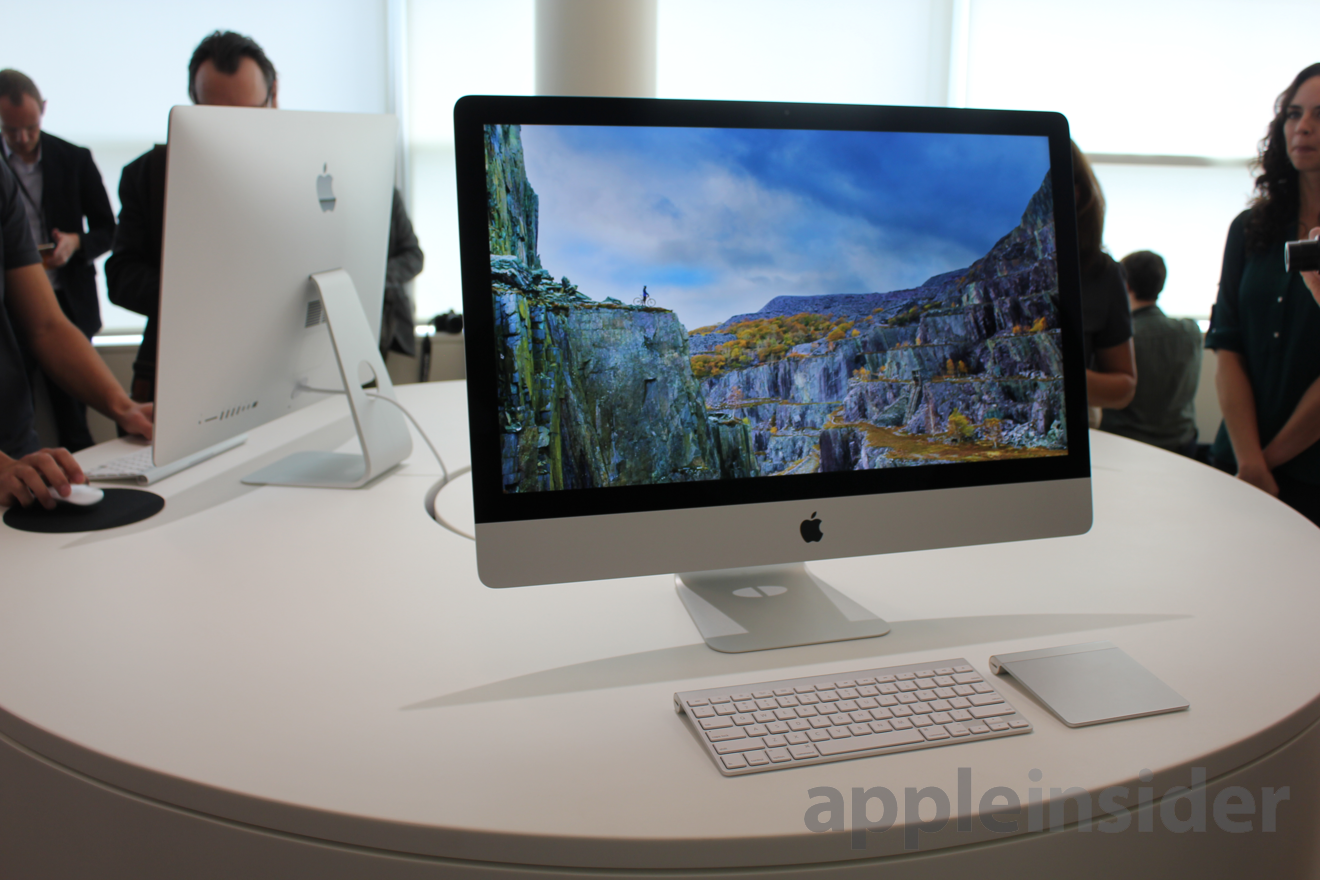 5K Retina Display iMac