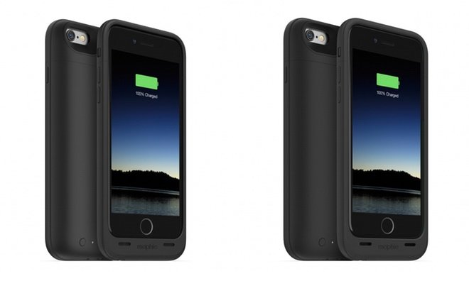 First Mfi Licensed Iphone 6 6 Plus Battery Cases Announced By Mophie Otterbox Appleinsider The first made for iphone licensed battery cases for apple's iphone 6 and iphone 6 plus have been announced from popular accessory makers mophie and otterbox, giving users the ability to not only. first mfi licensed iphone 6 6 plus