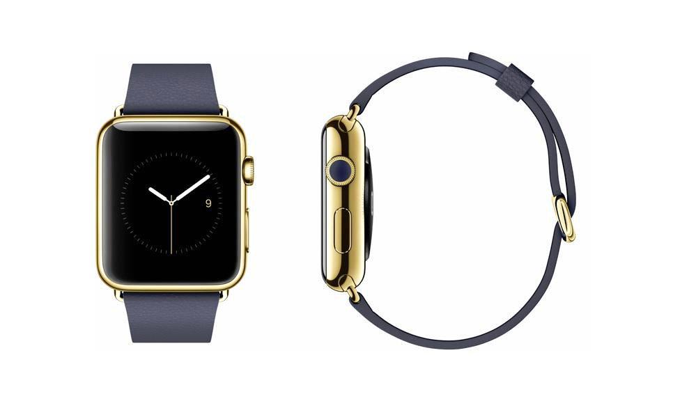 Terrifying Apple Watch
