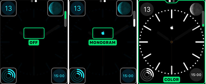 How To Add Apple S Logo To Your Apple Watch Clock Face Appleinsider