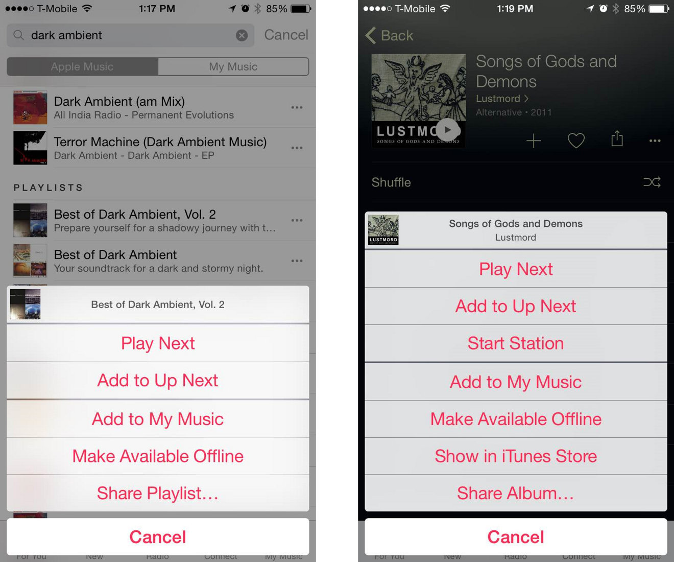 How To Save Apple Music Songs Albums Playlists For Offline Listening Appleinsider