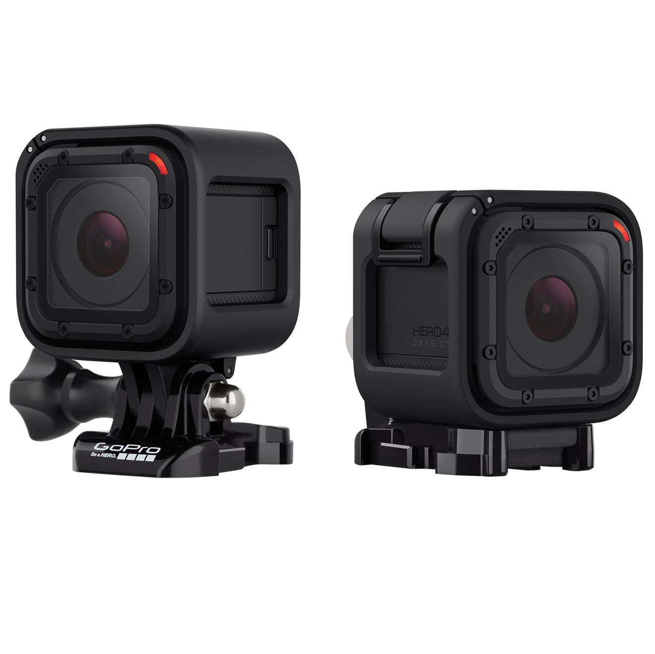 GoPro Launches Compact, Single-button Hero4 Session Camera