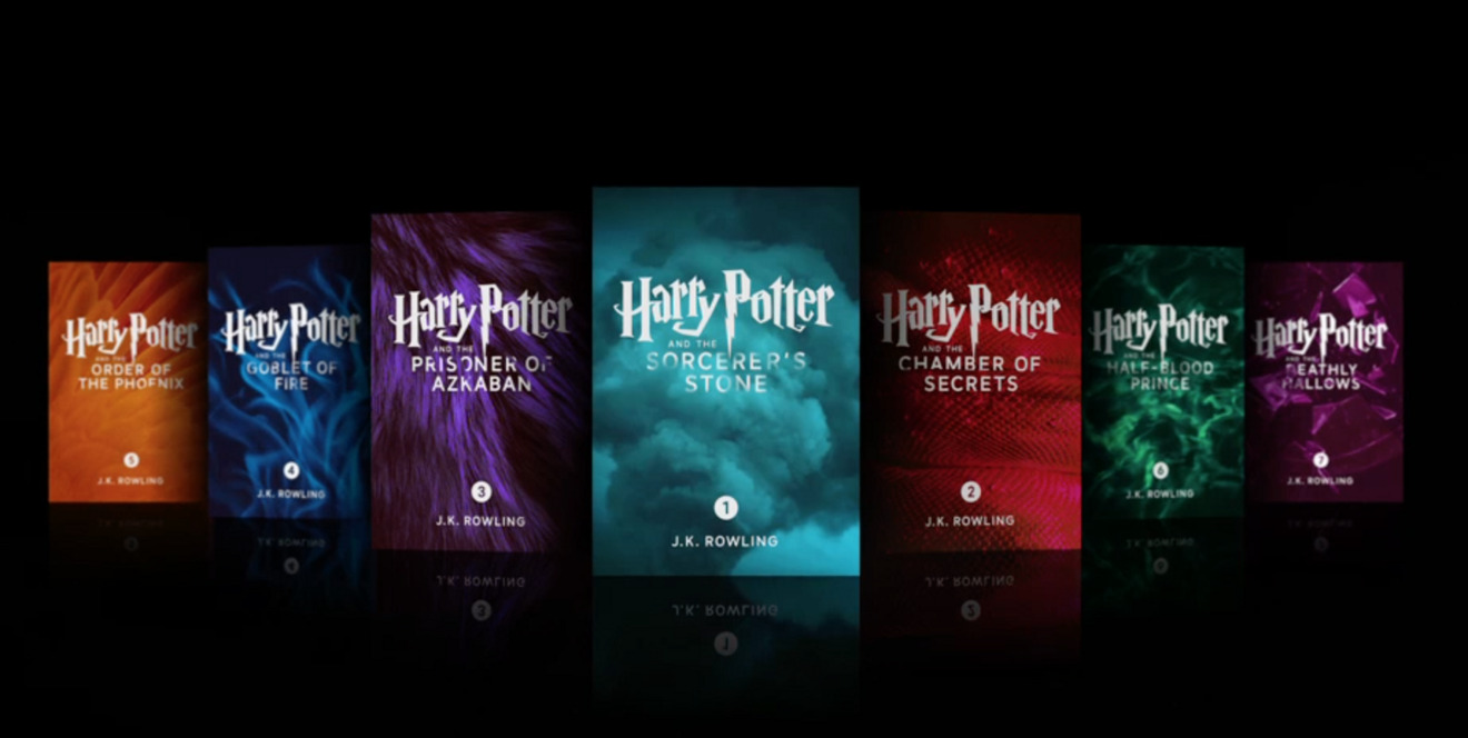 Apple Lands Exclusive Digital Access To Enhanced Harry Potter