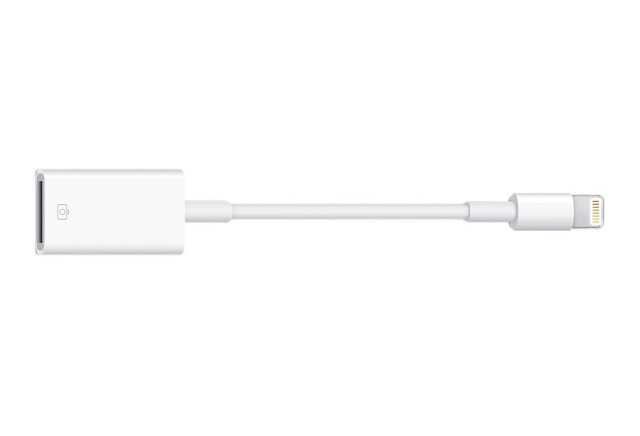Apple Marks Lightning To Usb Camera Adapter As Officially Iphone Compatible Appleinsider