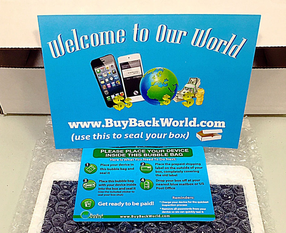 iPhone trade in value BuyBackWorld