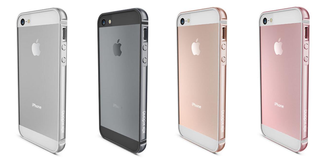 X-Doria Bump Gear Plus iPhone SE Case