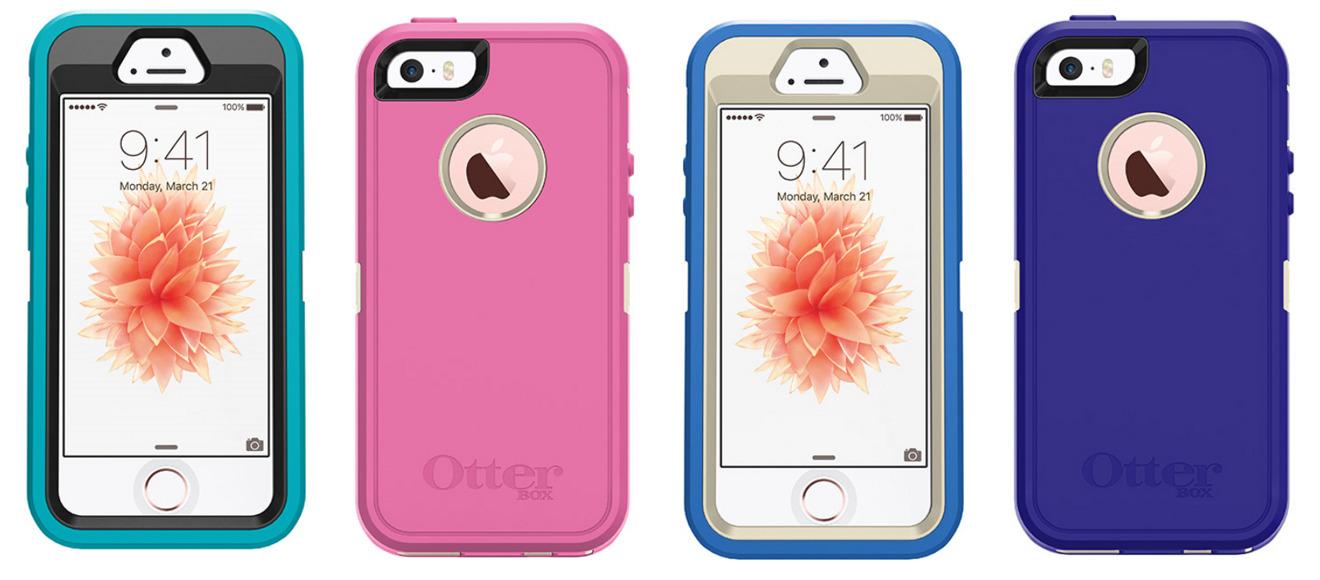 OtterBox Defender Series iPhone SE Case