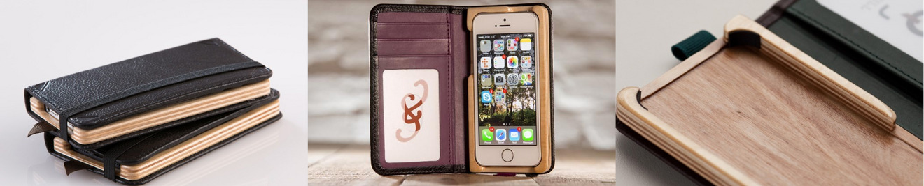 Pad and Quill Little Pocket Book for iPhone SE Case