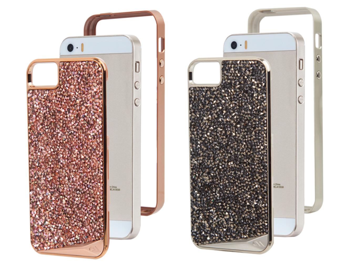Case-Mate Brilliance iPhone SE Case