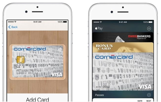 Apple Pay launches in Switzerland with Visa and Mastercard support